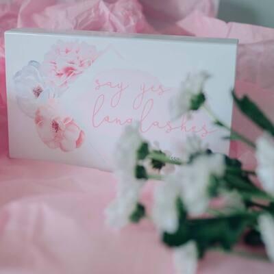 Geschenkbox – LongLashes Serum + Volumen Mascara