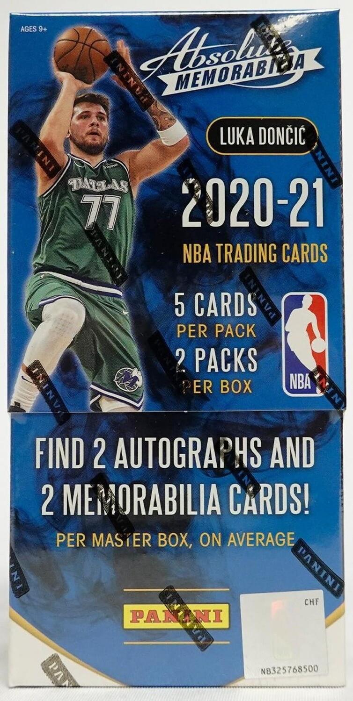 2020/21 Panini Absolute NBA