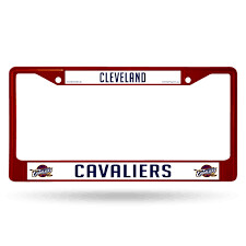 Cleveland Cavaliers Chrome License Plate Frame