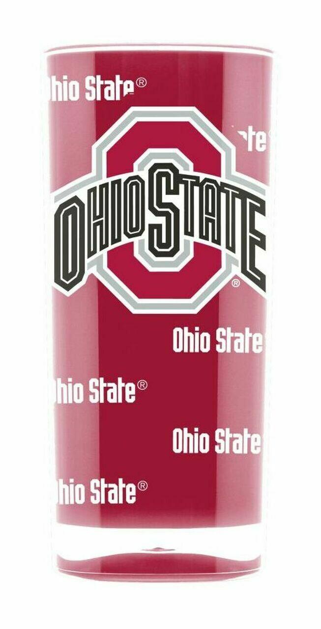Ohio State Buckeyes Square Tumbler
