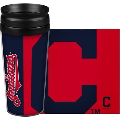Cleveland Indians 14oz Travel Mug