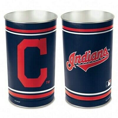 Cleveland Indians Wastebasket