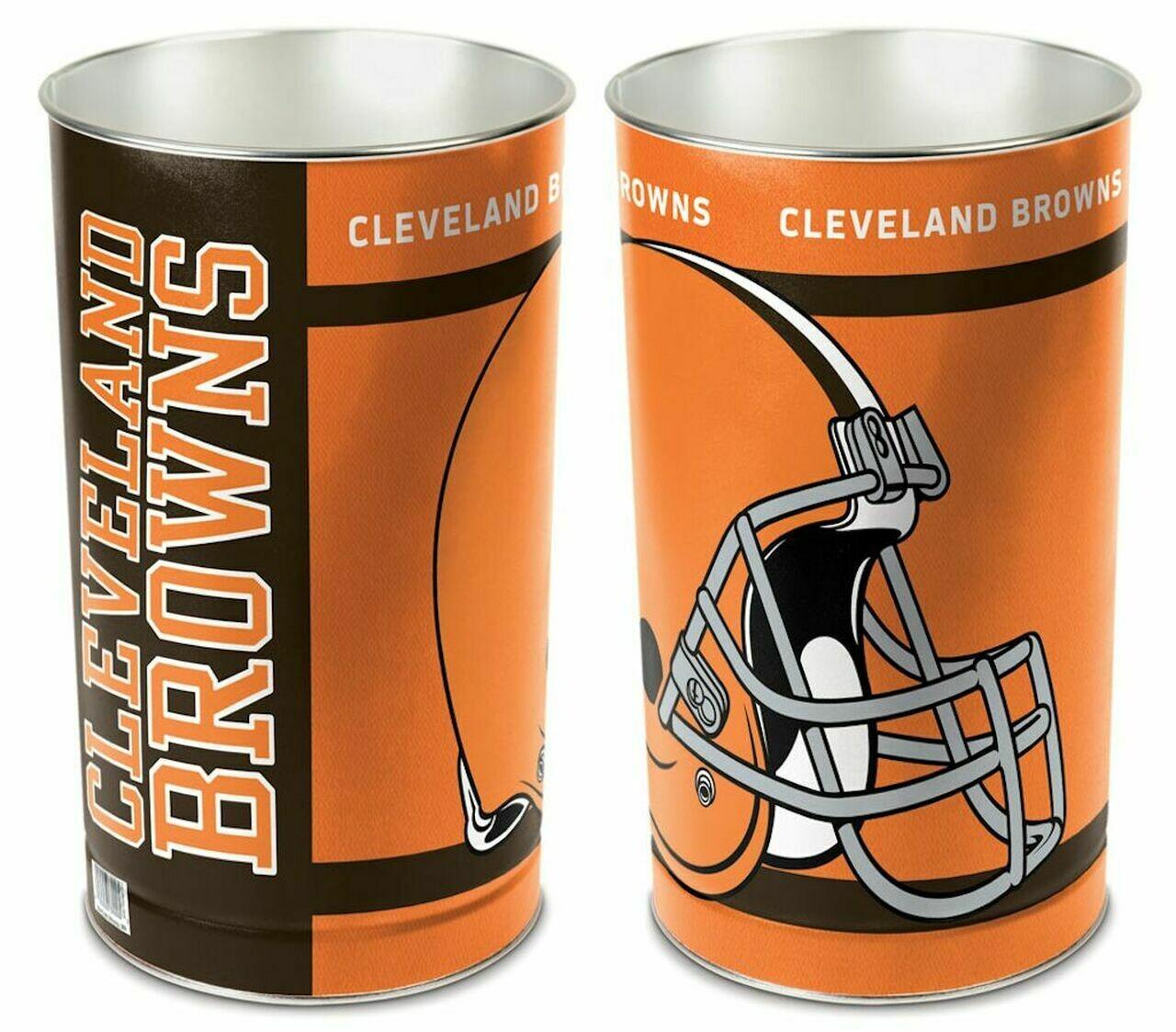 Cleveland Browns Wastebasket
