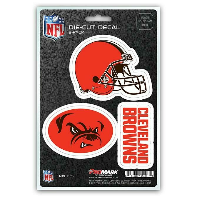 Cleveland Browns Decal