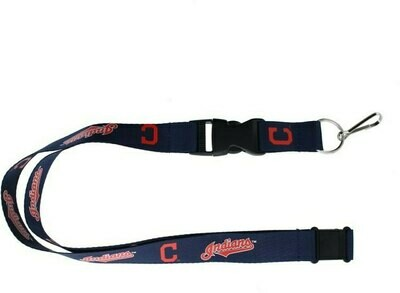 Cleveland Indians Lanyard