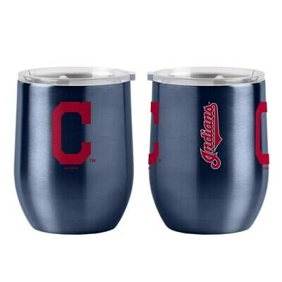 Cleveland Indians 16oz Wine Tumbler