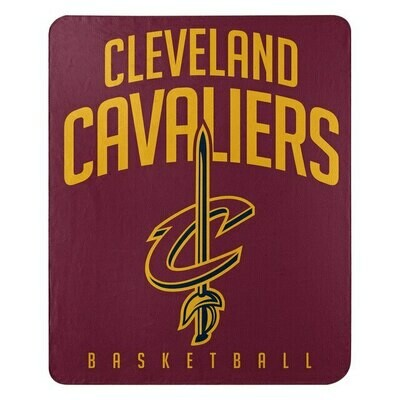 Cleveland Cavaliers Logo Blanket