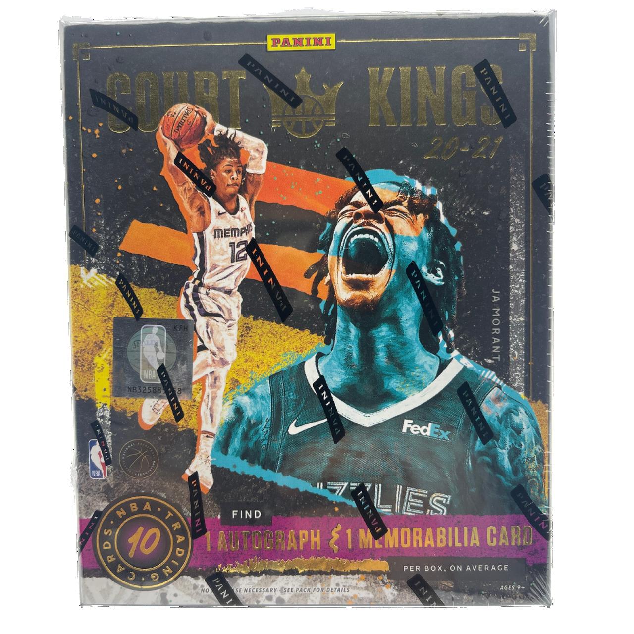 2020/21 Panini NBA Court Kings