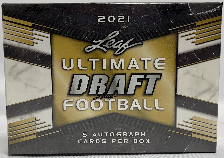 2021 Leaf Ultimate Draft