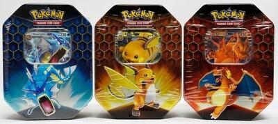 Pokemon Hidden Fates Collector's Tin