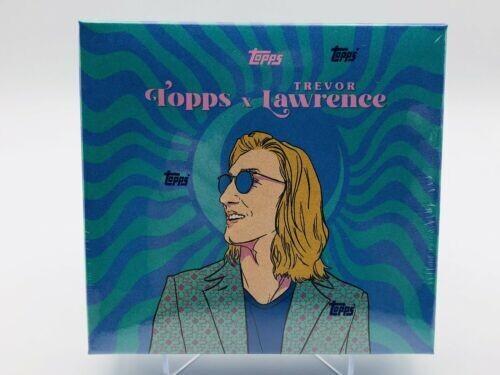 2021 Topps X Trevor Lawrence Moon Beamer Box