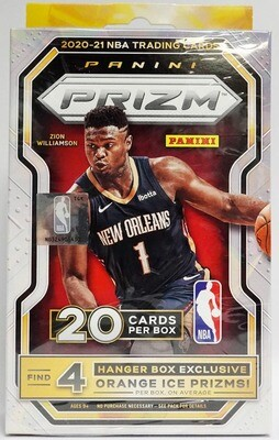 2020/21 Panini Prizm NBA Hanger