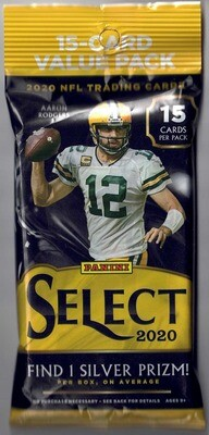2020 Select Football Cello Pack