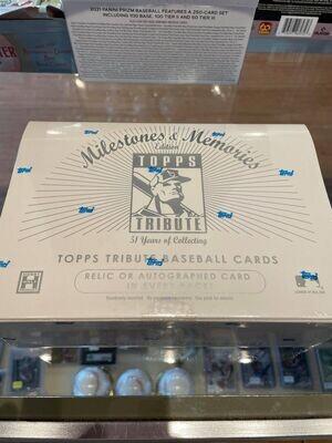 2002 Topps Tribute MLB