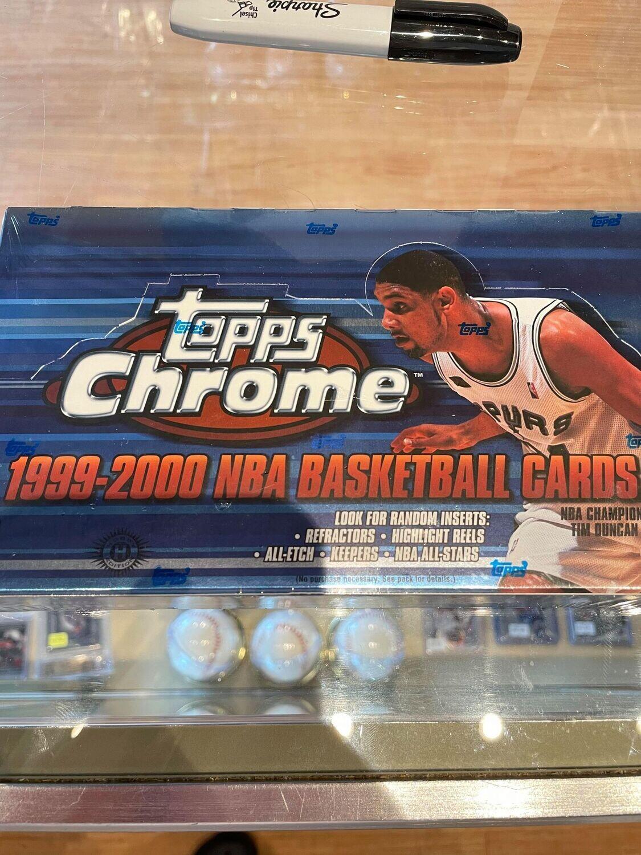 1999/00 Topps Chrome NBA
