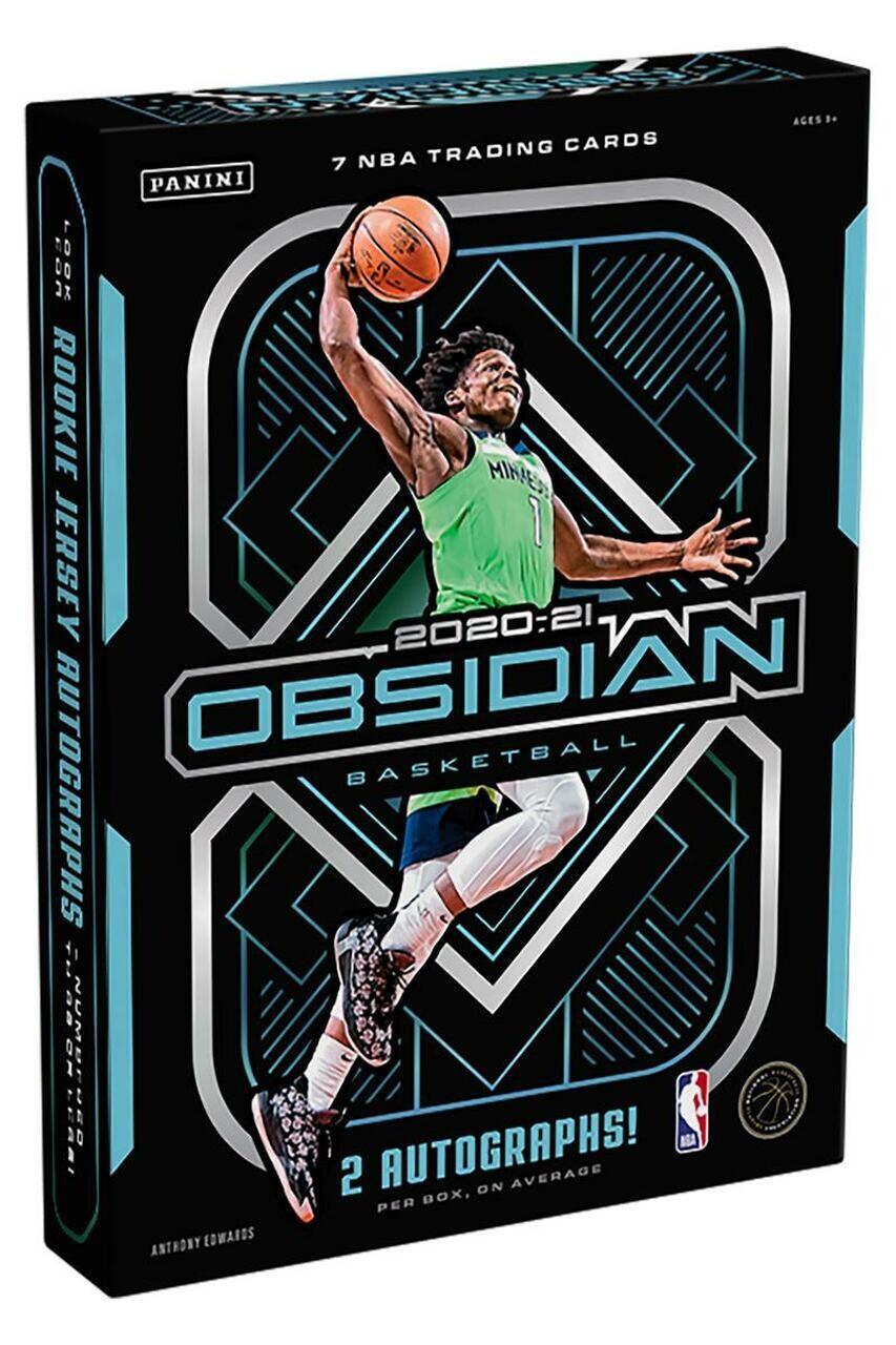 2020/21 Panini Obsidian NBA