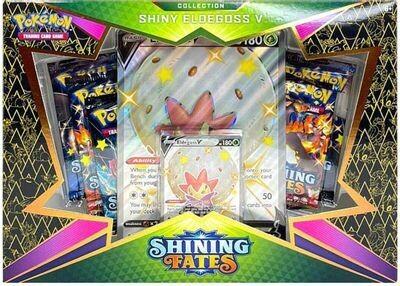 Pokemon Shiny Eldegoss V Box