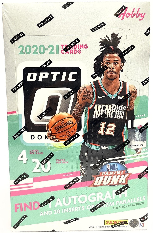 2020/21 Donruss Optic Basketball Box