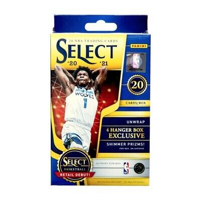 2020/21 Panini Select NBA Hanger