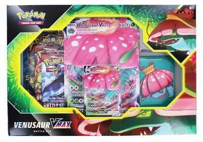 Pokémon Venusaur Vmax Box
