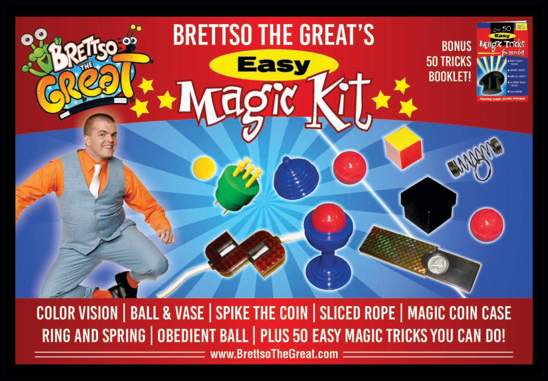 Brettso The Great Magic Set