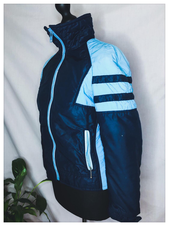 70's Unisex Ski Jacket Size S