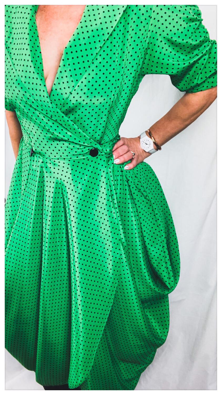 Vintage 50's Style Dress Approx Size 10-12
