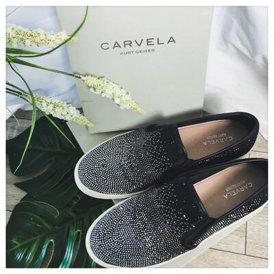Carvela Kurt Geiger Slip On Shoes Size 41