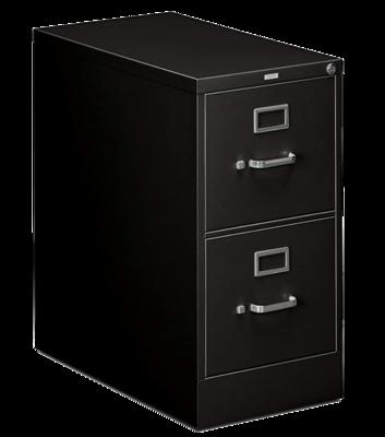 Hon 2-Drawer Vertical Filing Cabinet