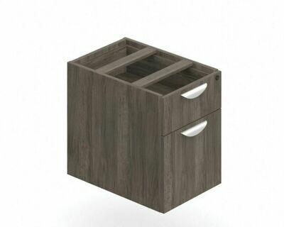 """22""""D Hanging Box/File Pedestal"""