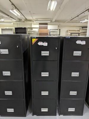 Phoenix Fireproof File Cabinet