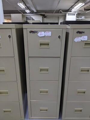 FireKing Fireproof Turtle File Cabinet