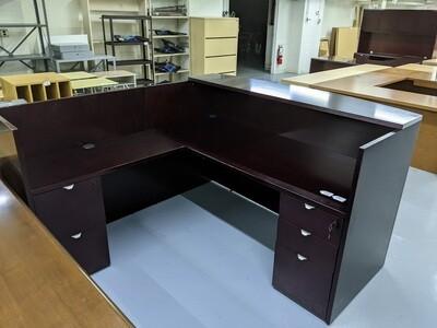 Standard Reception Desk