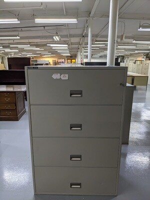 Schwab 5000 Fireproof Lateral File Cabinet