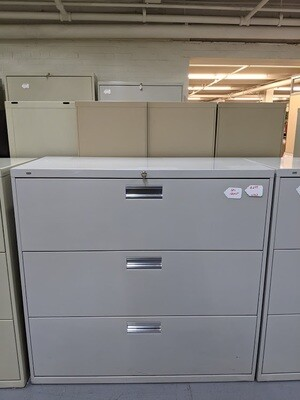HON Lateral Filing Cabinet