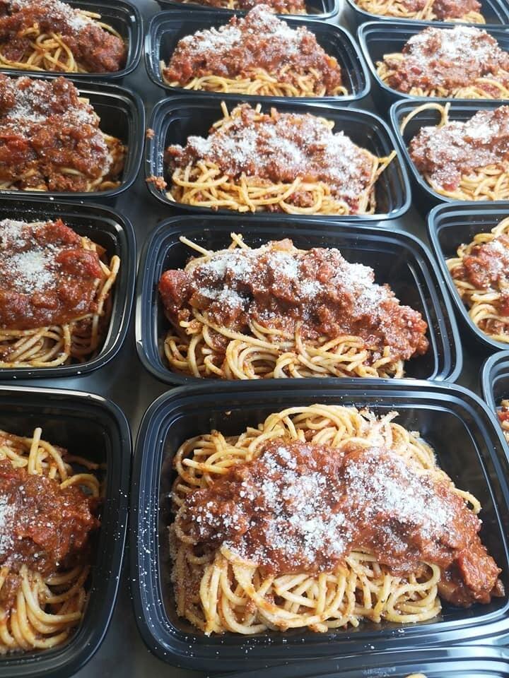 Spaghetti with Meat Sauce (Spaghetti Bolognese)