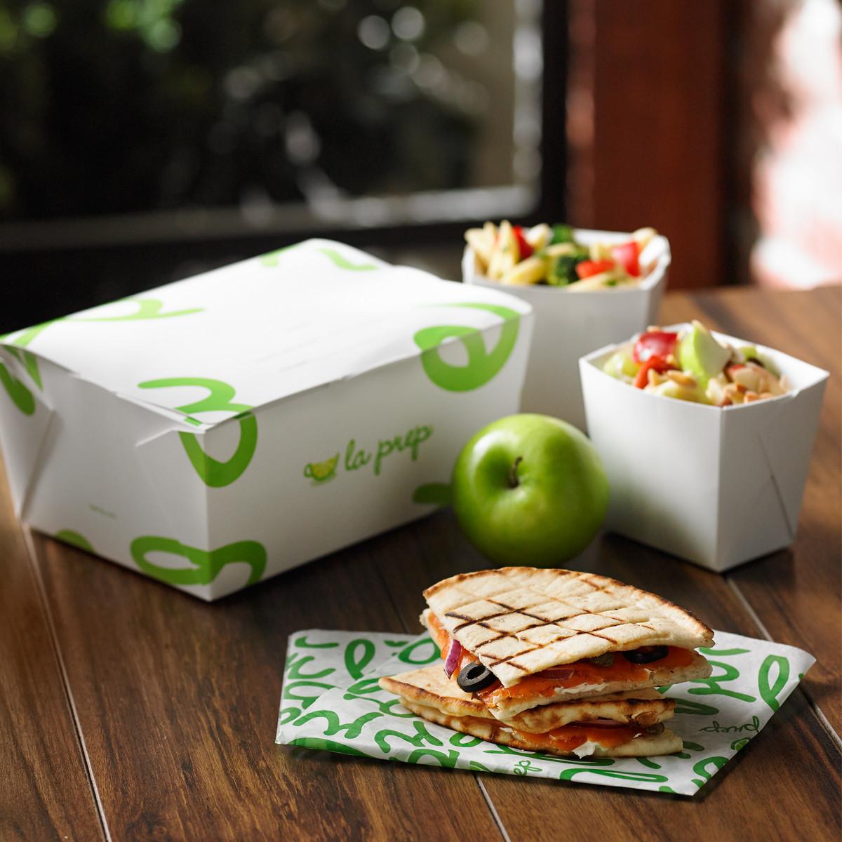 Boite à lunch - Sandwich pita