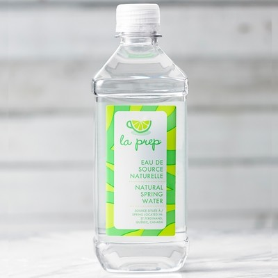 La Prep Spring Water