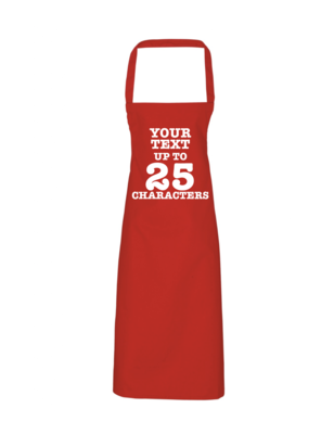 Make Your Own Apron Style #1