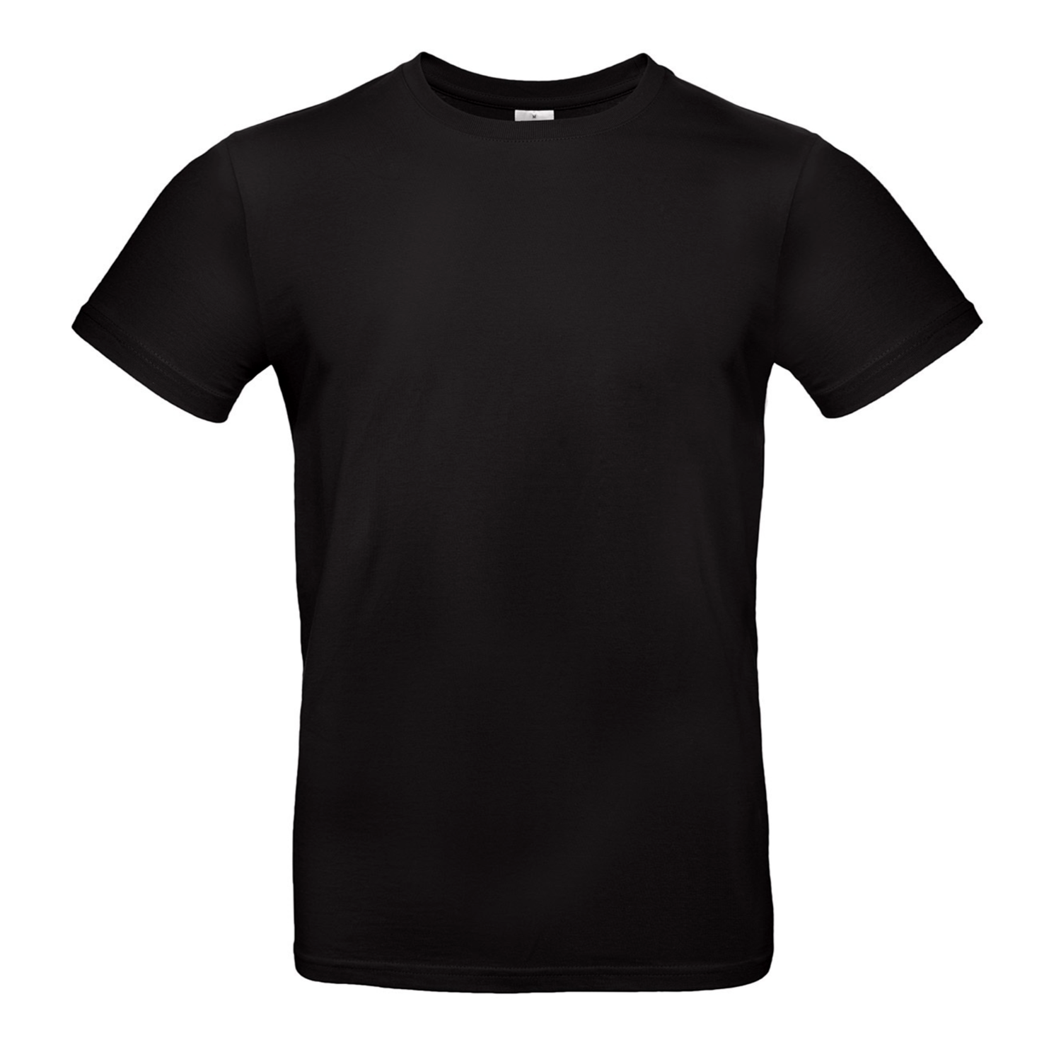 Plain T-shirt (male) in various colours