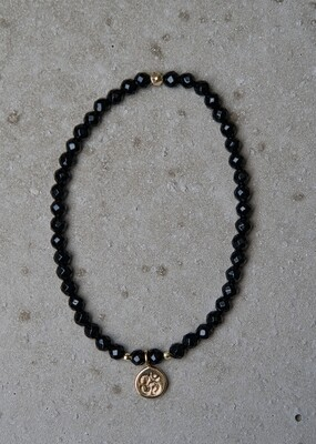 1 Muladhara Armband - Wurzelchakra - Urvertrauen