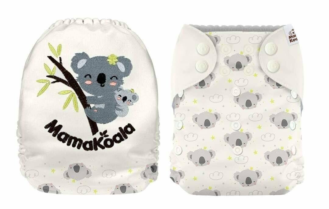 Mamá koala Bordado