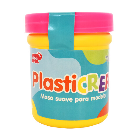 Plasticrea Rosa 150g