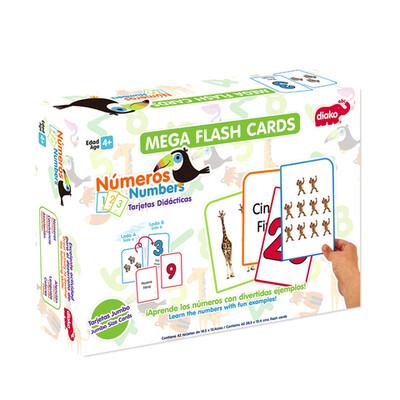 Flash Cards Números