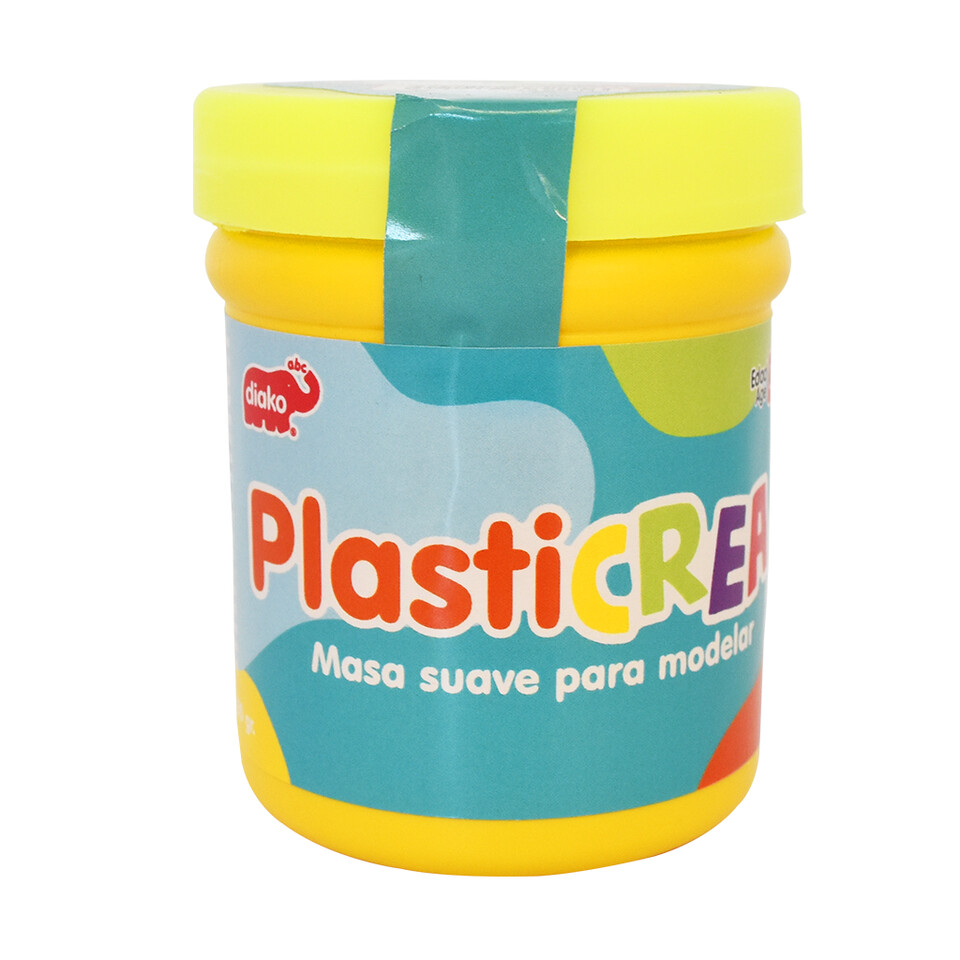 Plasticrea Amarilla 150g
