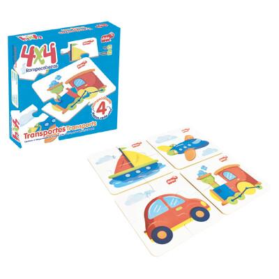 4x4 Transportes