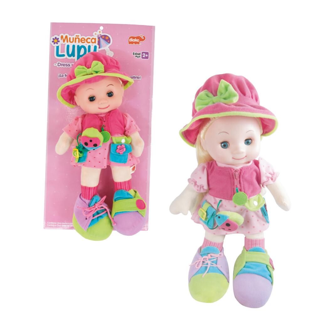 Lupy Muñeca Para Vestir
