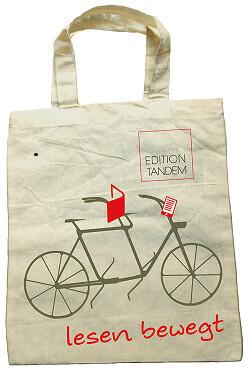 Tasche in Kombination mit Kauf eines Buches