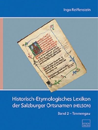 Historisch-Etymologisches Lexikon (HELSON) - Band 2