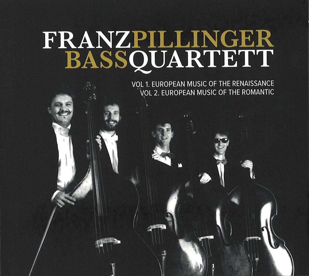 Franz Pillinger Bassquartett